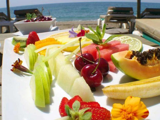 alimentacion y verano